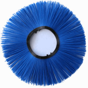 """""""plastic ring road cleaning brush"""""""