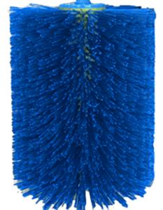 """""""Cow brush Cylinder shape blue"""""""