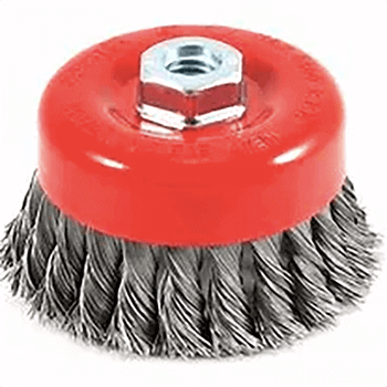 """""""Steel Wire Cup Brush"""""""