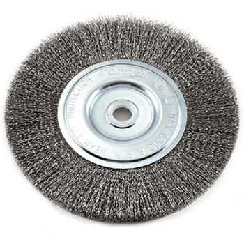 """""""Round steel wire brush for cleaning machine"""""""